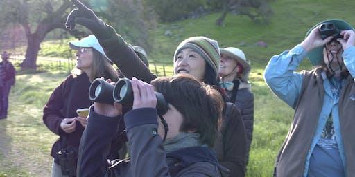 Dawn Chorus Bird Walk at Coyote Valley