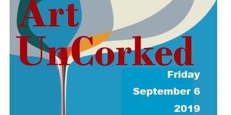 2019 Mercer Island Art UnCorked tickets
