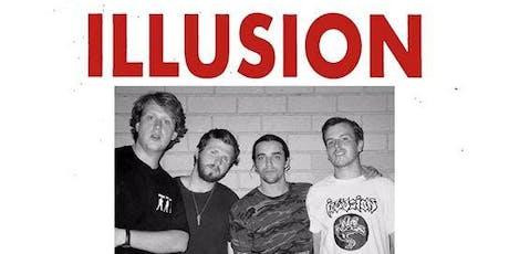 Illusion/Ekulu w/ Youth Pool, ONE, Crusade tickets