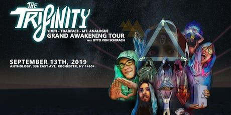 The Trifinity: Grand Awakening Tour tickets