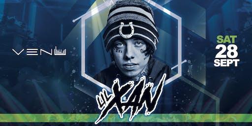 Lil Xan LIVE at VENU