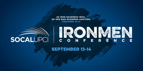 SoCal Iron Men Conference 2019 tickets