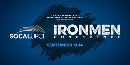 SoCal Iron Men Conference 2019