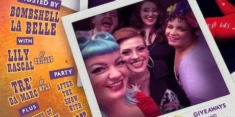 Ballentine's Burlesque 3 YEAR Anniversary Show! tickets