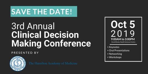 3rd Annual Clinical Decision Making Conference