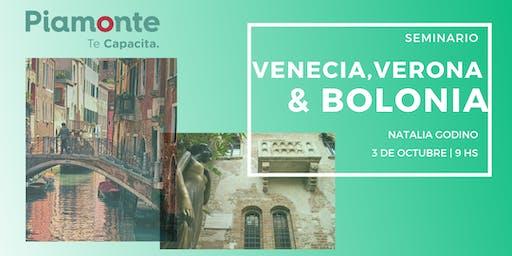 Seminario Venecia, Verona y Bolonia