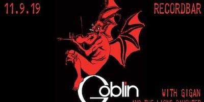 GOBLIN @ recordBar
