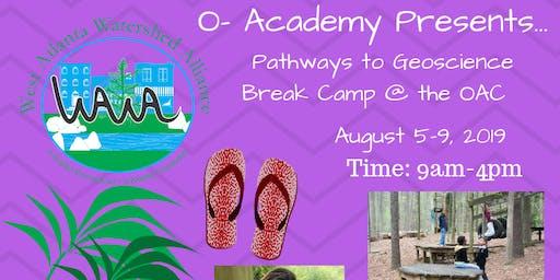 O-Academy: August( Back to SCHOOOL)Break Camp 2019