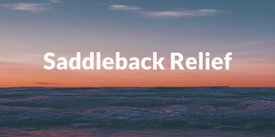 Disaster Relief Training - Presented by Saddleback Church