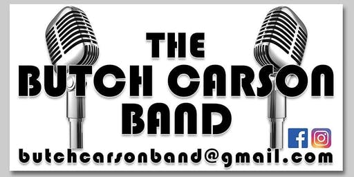 The Butch Carson Band Brings in 2020