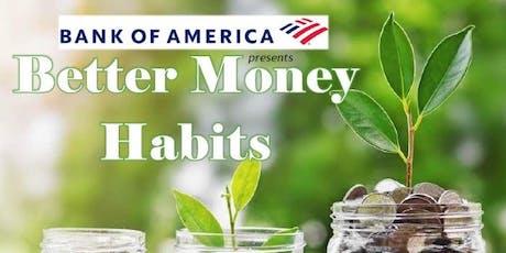 Better Money Habits Workshop tickets