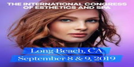BOOTH 624  TEI Spa Beauty Exhibiting at ICES Long Beach