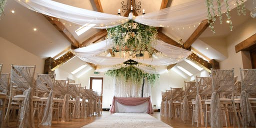 Beeston Manor Wedding Open Weekend - Saturday 11th and Sunday 12th January 2020