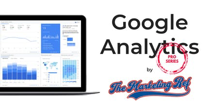 Google Analytics Pro Series tickets