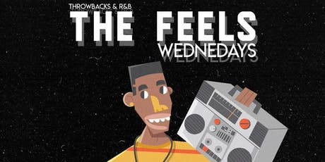 "THROWBACKS and R&B ""THE FEELS"" WEDNESDAYS @ AMBIANCE LOUNGE SACRAMENTO tickets"