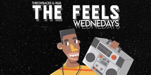 "THROWBACKS and R&B ""THE FEELS"" WEDNESDAYS @ AMBIANCE LOUNGE SACRAMENTO"