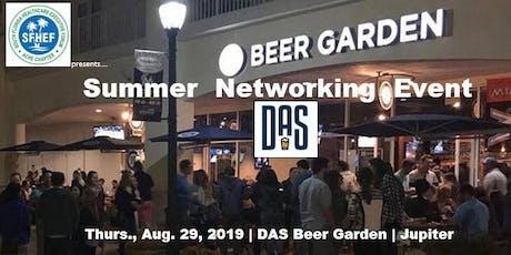 SFHEF August 2019 Networker tickets