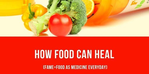 HOW FOOD CAN HEAL-SAINT LUKE'S SOUTH
