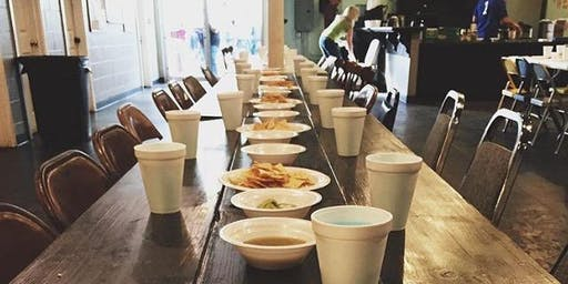 September Community Meals