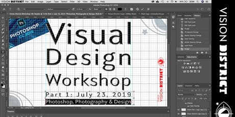 Visual Design Workshop tickets