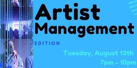 The Platform Music + Culture Series | Artist Management Edition tickets