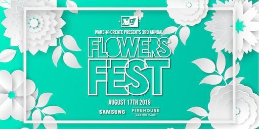 Flowers Fest 2019