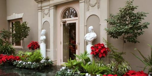 A Winterthur Christmas, The Crown Exhibit & Lunch at Hotel Dupont