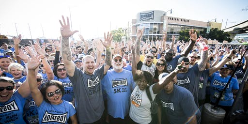 Homeboy Industries Annual 5K Run/Walk
