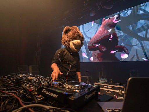 BEAR GRILLZ – Demons Deluxe Fall Tour
