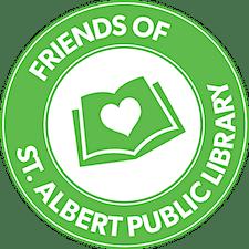 Friends of St. Albert Public Library logo