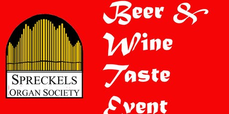 Wine & Beer Tasting Fundraiser tickets
