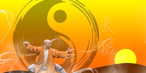 Tai Chi Qigong & Gong Meditation with John Robertson & Benjamin Savage