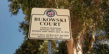 Esotouric's Charles Bukowski's Los Angeles tour tickets