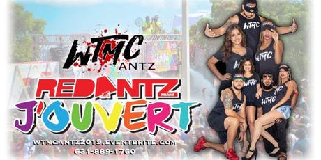 WTMC x Red Antz Miami Jouvert 2019 (WTMCantz) tickets