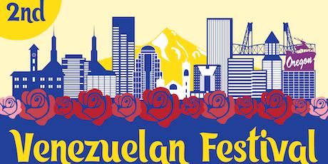 2nd Venezuelan Festival tickets