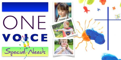 One Voice, special needs - First Step Meeting tickets