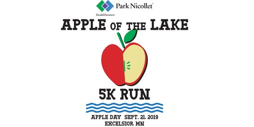 2019 Park Nicollet Apple of the Lake 5k and 1 mile Fun Run