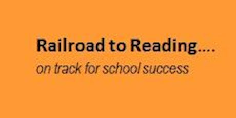 Railroad to Reading: All Aboard for School Readiness tickets