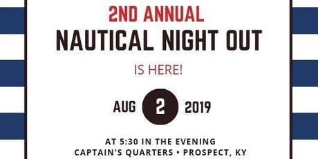 2nd Annual Nautical Night Out tickets