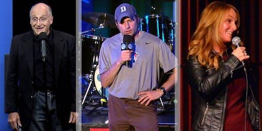 Headliners Comedy Club Presents Tom Hayes, Paul Nardizzi & Jody Sloane
