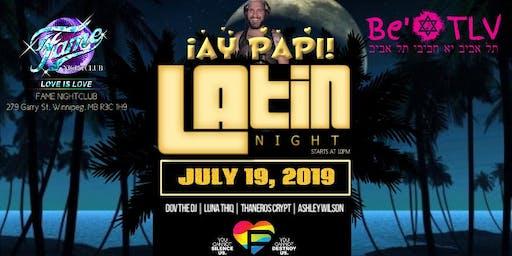 Ay Papi - Latin Night