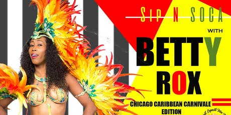SIP N SOCA CHICAGO - CARNIVALE EDITION tickets
