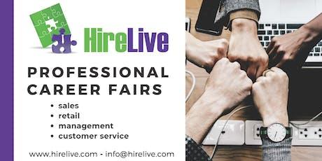 Los Angeles Sales Job Fair tickets