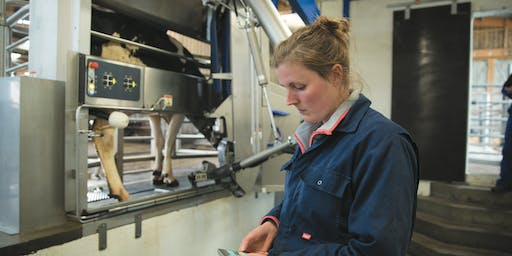 DeLaval Dairy Services Robotic Milking Info Day