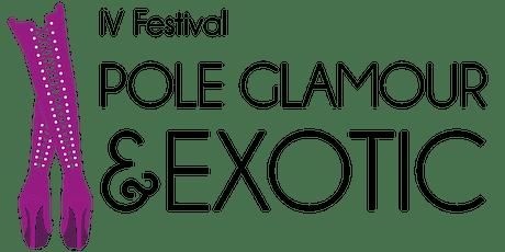 IV Festival de Pole Glamour & Exotic ingressos