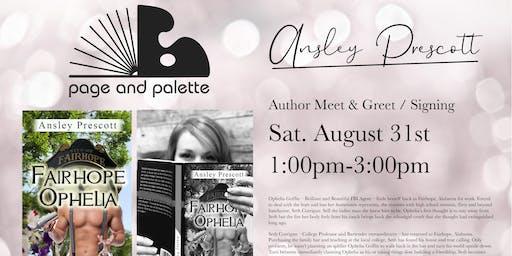 "Ansley Prescott - ""Fairhope Ophelia"""