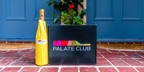 Palate Club Happy Hour at CANOPY tickets