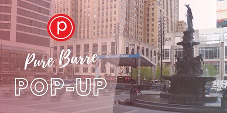 Pure Barre On Fountain Square! tickets