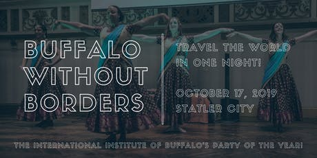 Buffalo Without Borders 2019 tickets