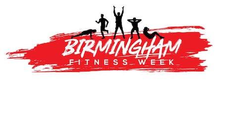 Birmingham Fitness Week tickets